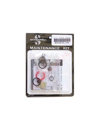 ScubaPro Repair kit G250V/G260