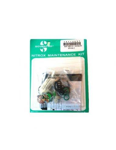 ScubaPro Repair kit MK25 nitrox, inkl.O2 grease