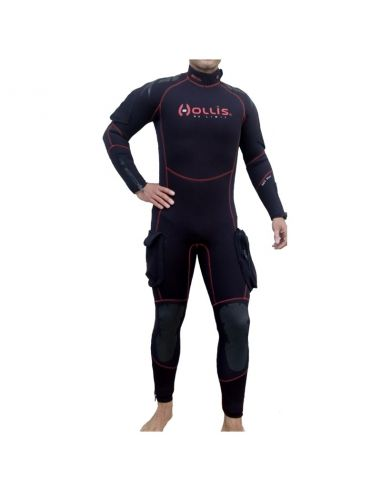 Hollis SD7.1 Flex Semi-dry Suit