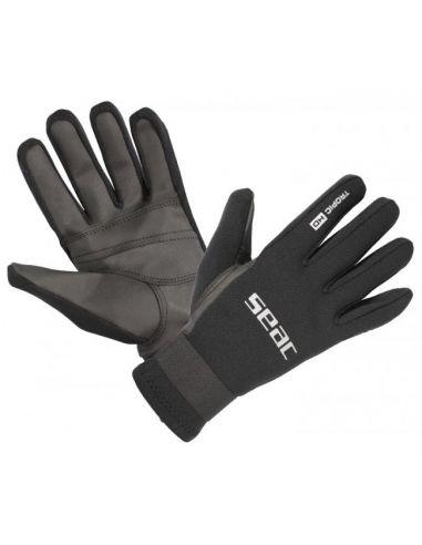 Seac Sub Tropic HD Black 1,5mm gloves