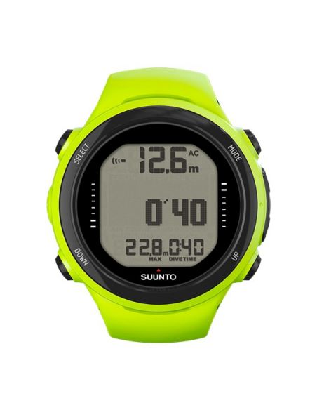 Suunto D4i Novo with USB