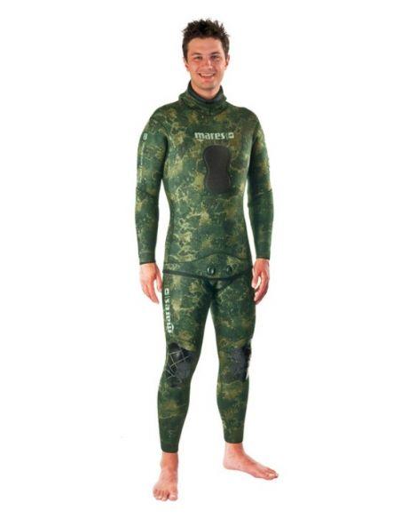 Mares Instinct Camo Green 35 wetsuit