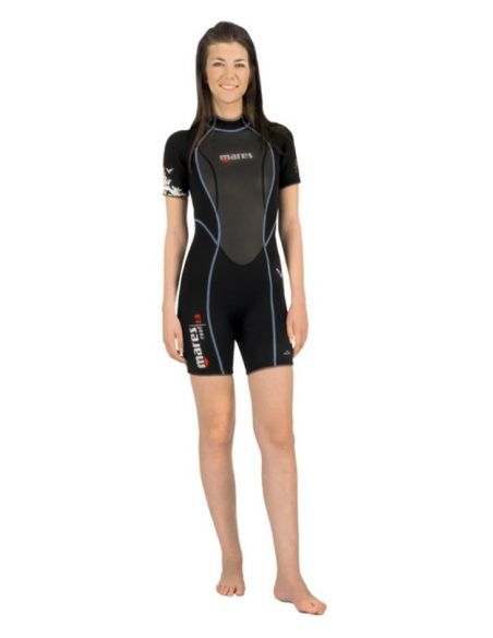 Mares Reef 2.5 Shorty She Dives wetsuit