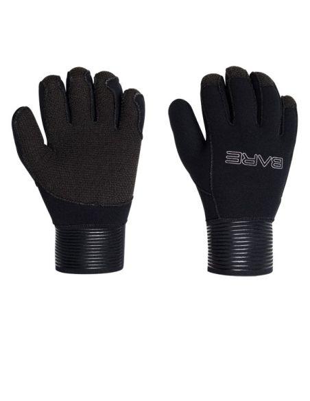 Bare 5-3mm Five-Finger K-Palm Gloves