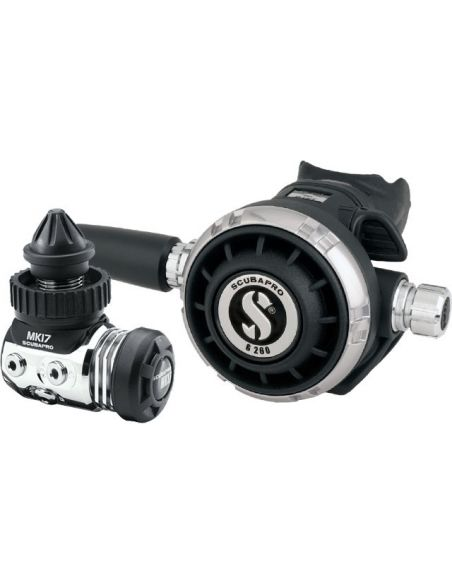 ScubaPro regulator MK17 EVO / G260 & R195 octo