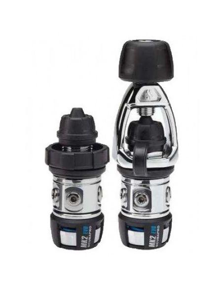 ScubaPro R195 Package - MK2 EVO / R195, R095 octo & mano Compact