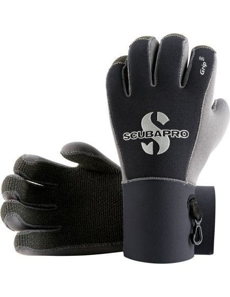 ScubaPro GRIP semi-dry gloves 5 mm