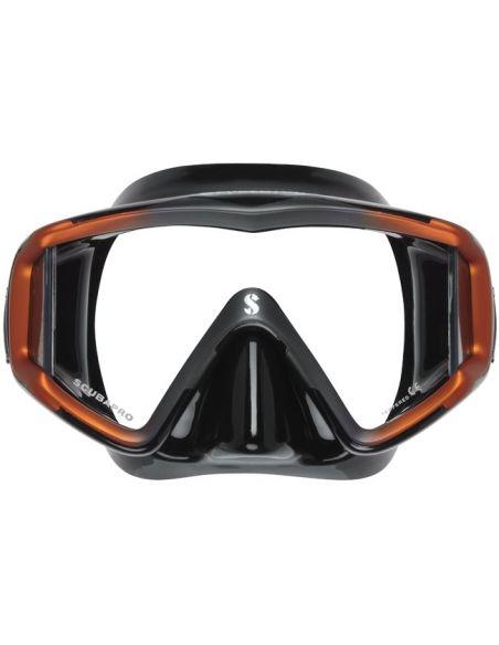 ScubaPro Crystal VU mask