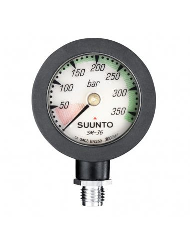 Suunto SM-36 Tank Pressure Gauge 300 BAR (without hose)