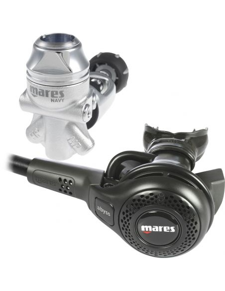 Mares Regulator ABYSS 22 NAVY II
