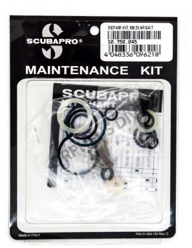 ScubaPro Repair Kit MK20/MK25