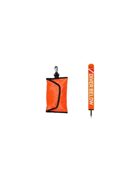 Mares Buoy Standard Inflatable