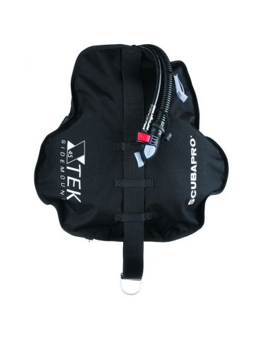 Scubapro X-TEK Sidemount Wing, Black,...