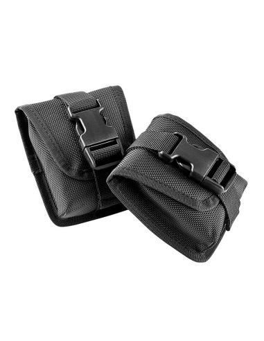 Scubapro X-TEK counter weight pockets