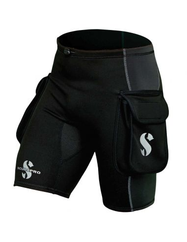 Scubapro Hybrid Cargo Shorts, 1mm, Men