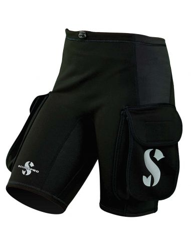 Scubapro Hybrid Cargo Shorts, 1mm, Women
