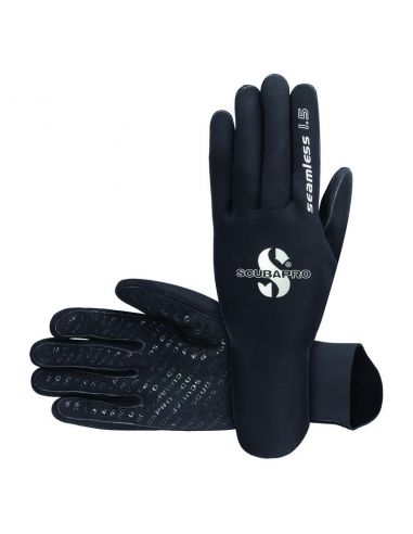 Scubapro Seamless Dive Glove, 1.5mm