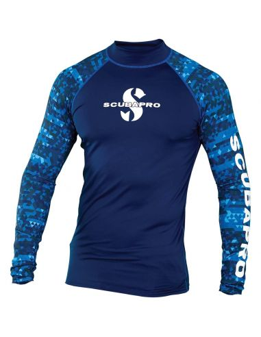 Scubapro UPF 50 Rash Guard, Long...