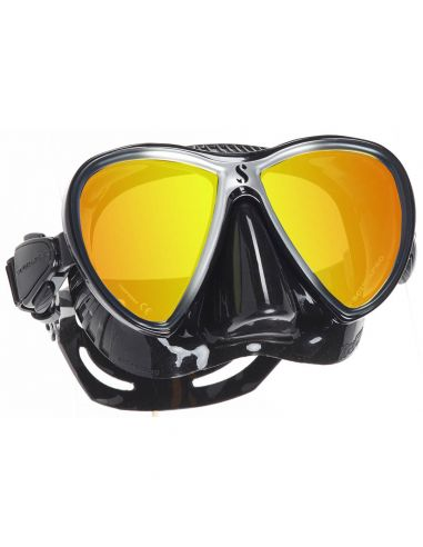 Scubapro Synergy Twin Dive Mask, W/...