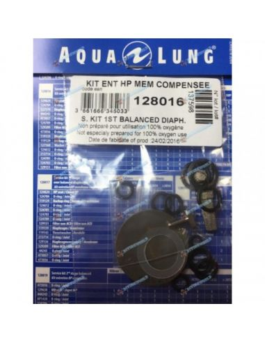 AquaLung Service Kit Balanced Diaphragm 1st Stage