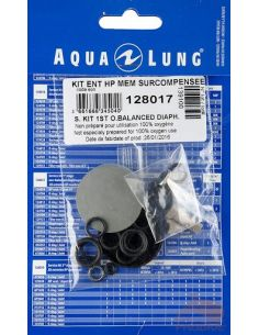 AquaLung Service Kit Over Balanced Diaphragm 1st Stage