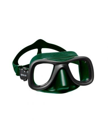 Mares Samurai X Mask - Apple Green