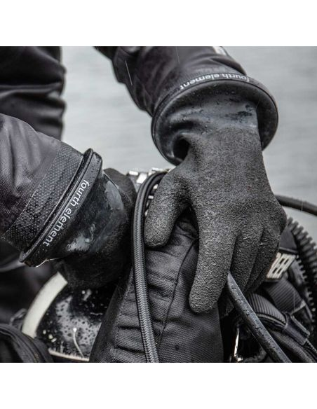 Fourth Element Heavy Duty Dry Gloves hands