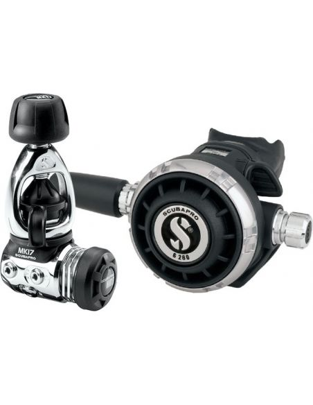 ScubaPro regulator MK17 EVO / G260