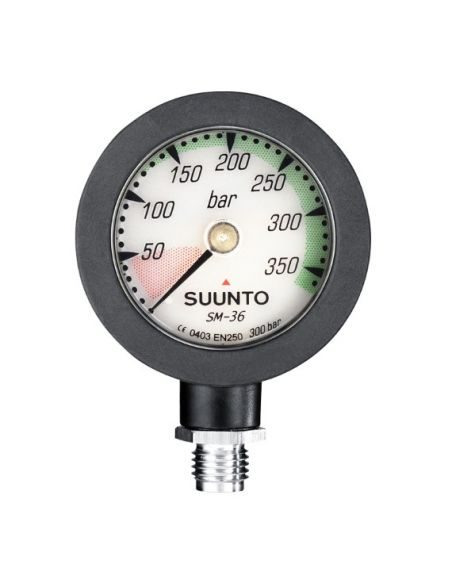 Suunto SM-36 Tank Pressure Gauge 300 BAR (with hose)