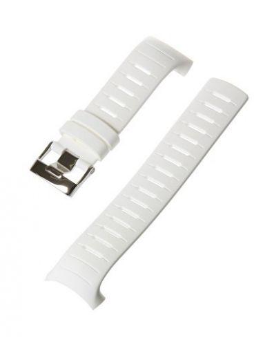 Suunto D6i White ELASTOMER strap kit