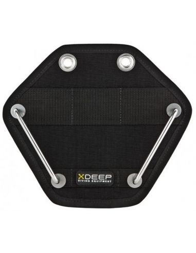 Xdeep Additional Butt Plate