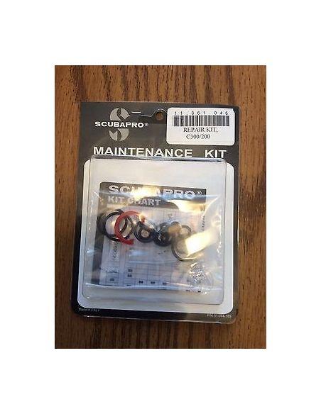 ScubaPro Repair Kit C300/C200