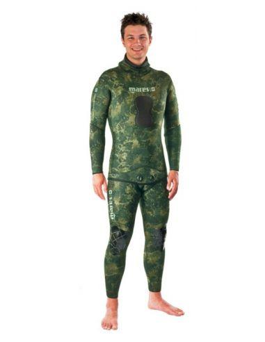 Mares Instinct Camo Green 55 wetsuit