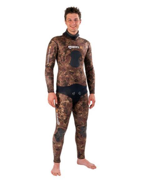 Mares Instinct Camo Brown 35 wetsuit