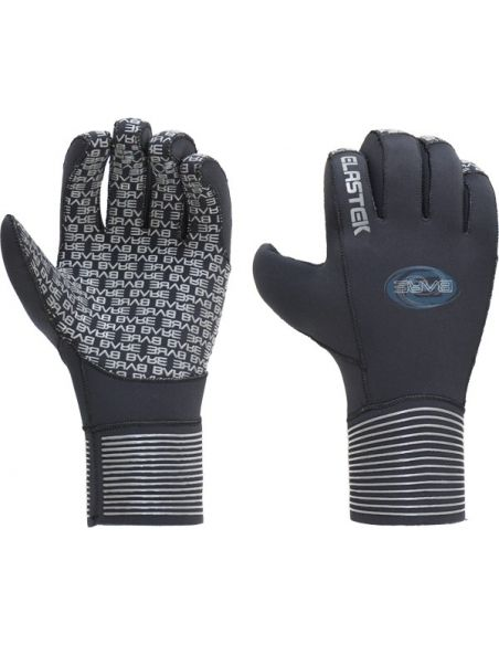 Bare 3mm Elastek Five Finger Gloves
