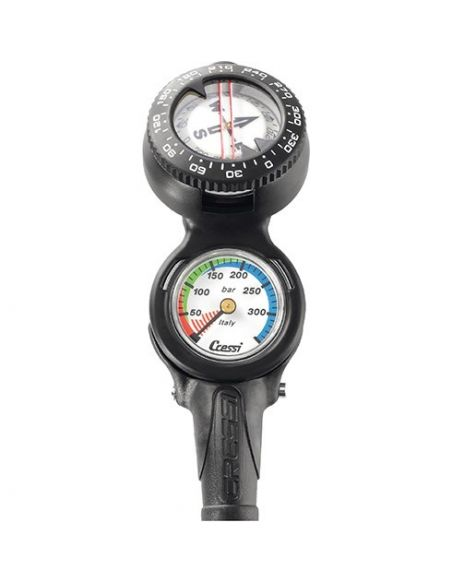 Cressi console 2 compass+pressure gauge