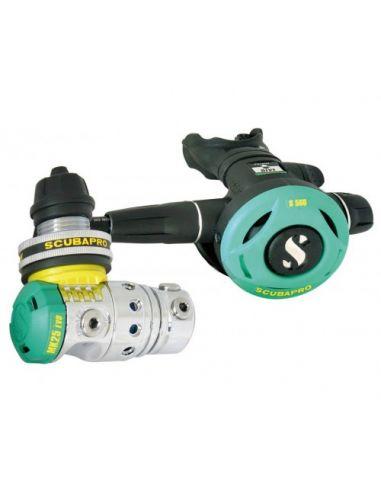 ScubaPro regulator MK25 DIN EVO / S560 Nitrox