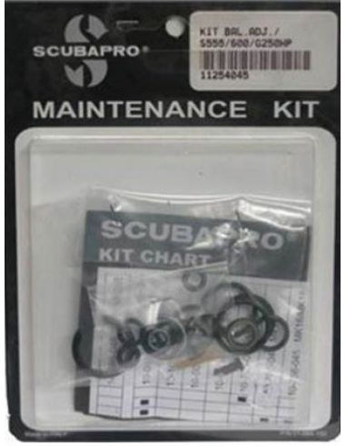 ScubaPro Repair kit MK2 & MK2+
